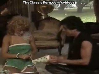 Nina Hartley, Lynx Canon, Jamie Gillis in vintage sex site