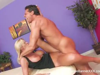 Massage Table Fuck With Brooke Banner