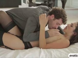 Intimate sex with Anna Morna