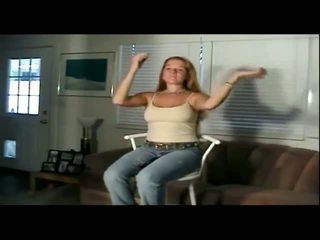 Mega Thick Long Hair Brushing Carmella, Porn 6c