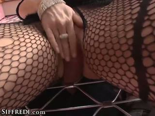 Rocco gives Squirter Gangbang of her Life