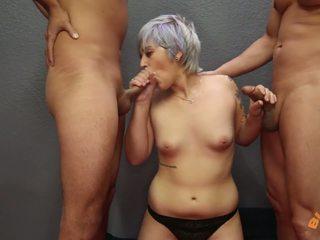 Blowbang Girls Nerdy Teen Takes Multiple Facials: Porn d9