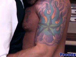 Mature muscular bear couples sex celebration