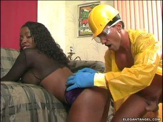 Vanessa Blue Flawless Ebony Beauty Loving Anal