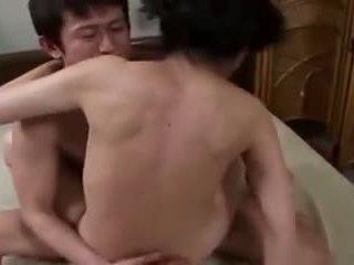 barna, orális szex, japán, vaginális szex