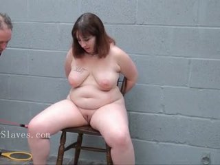 Obese slavesluts electro bdsm and ugly crying bbw