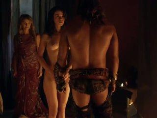 Spartacus seksas scenos complication