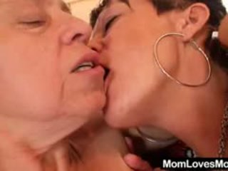 Hairy Grannie Likes To Ride A Fake Penis Plus Other Old