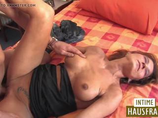 Bruenette Sexy German MILF, Free Sexy MILF HD Porn 47