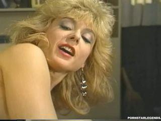 Young Nina Hartley in Hardcore Classic Fucking: HD Porn 23