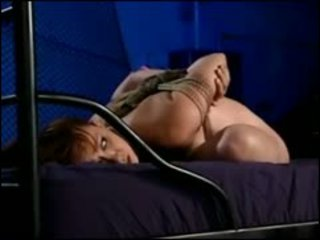 Hot Slave Trinity Post Bondage Sex