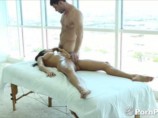 HD - PornPros Hot curvy Anissa Kate massaged