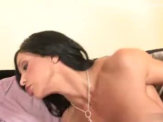 Busty model homemade creampie