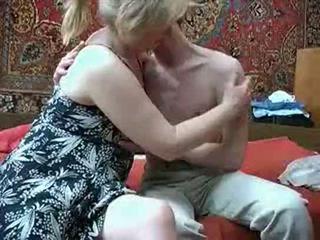 Lama ibu dengan daripada russia