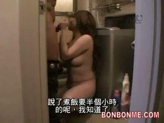 Gadis nakal istri kacau oleh lain orang ketika suami di bath 4