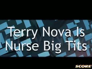 Terry nova on meditsiiniõde suur tissid