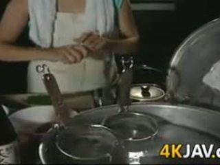 japon, olgun, hardcore, milf