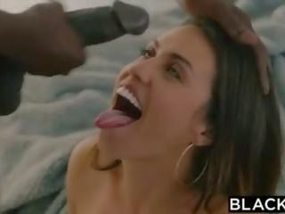 brunette, grosse bite, doggystyle