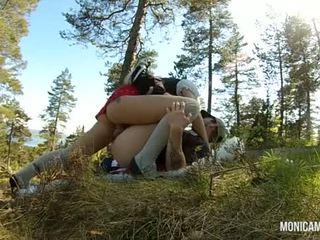 Norwegian monicamilf ay pakikipagtalik kanya amo sa trabaho opisina pornograpya