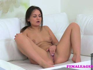FemaleAgent Mutual masturbation and sex