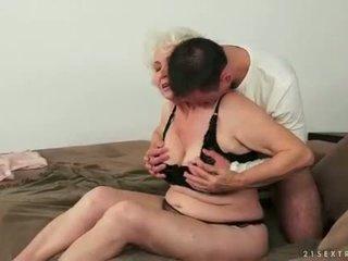 suck, old, babica