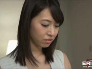 Naughty Japanese Cutie Sana Teases Her Neighbor Into Sex