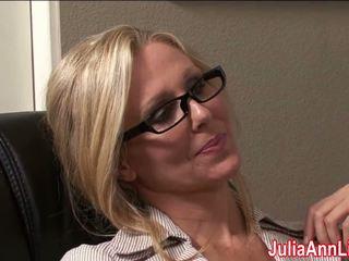 MILF Julia Ann Dreams About Sucking Cock, Porn 3a