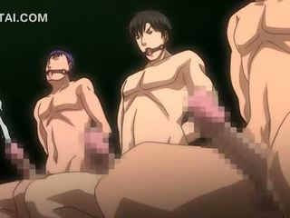 orgy (group), big tits, anime / cartoon