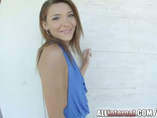 All Internal Teen pussy fucked all over and snatch filled up - Porn Video 671