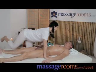 Massagem rooms jovem jovem grávida com maciço mamas enjoys gorda caralho dentro dela