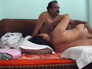 Northindian Busty Aunty Riding Her Hubby's Coc