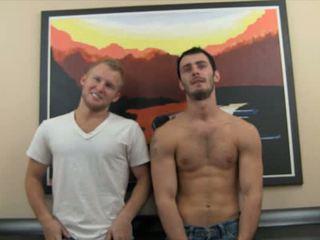 Austin takes zane's culo virginity