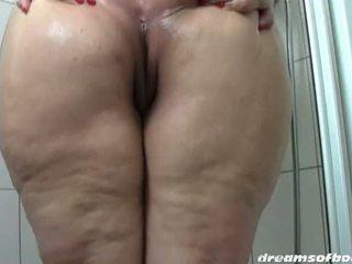 बड़ा, स्तन, लूट, गोल - मटोल