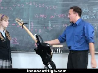 """InnocentHigh- Cute Redhead fucks her teacher <span class=""""duration"""">- 12 min</span>"""