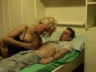 cock, blondes, blow job