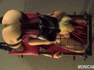 Wet and dirty femdom from MonicaMilf - Norwegian facesitting