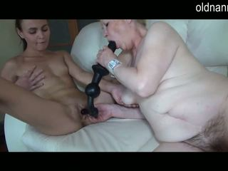 new granny fun, hot old and young, rated fingering great