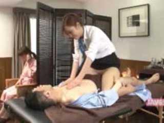 ideal japanese ideal, babe new, massage more