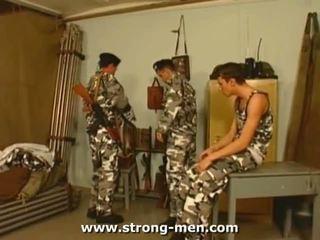 Three Military Guys