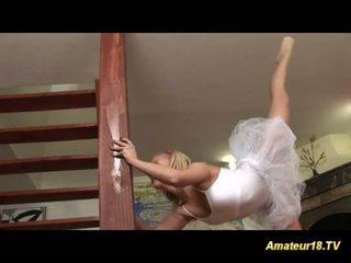 sex with flexi ballerina teen