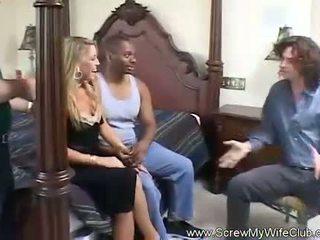 Horny Slut Hotwife Swinger