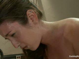 Fitness Sex Make Her Sweat Make Her Cum With Machines1