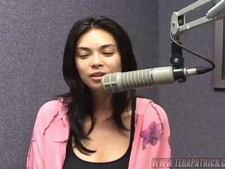 Centerfold Tera Patrick In Radio Interview In Honolulu