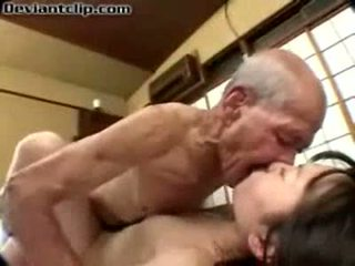 interracial, viejo farts