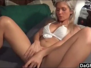 Mature whore loves a load in her ass
