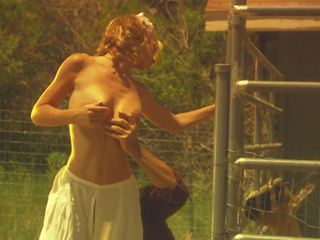 Brooke get Laid Doggystyle at the Green Grass Outdoors