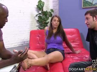 Natasha vega humiliates 彼女の カッコールド boyfriend <span class=duration>- 8 min</span>