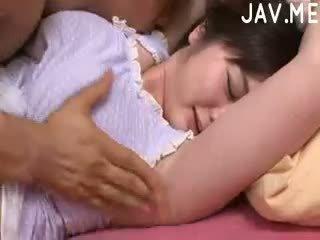 lihat japanese, bagus bayi besar, cumshot besar