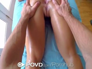 brunette, pussy licking, blowjob
