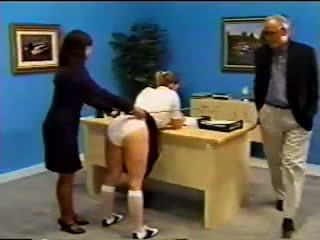 Headmaster Orders Caning